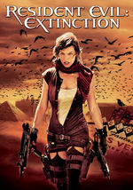 Watch Resident Evil: Extinction