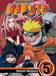 Naruto: Vol. 5: Shinobi Weapons