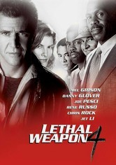 Rent Lethal Weapon 4 on DVD