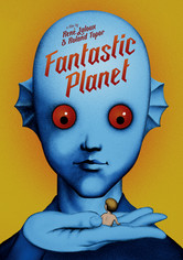 Rent Fantastic Planet on DVD