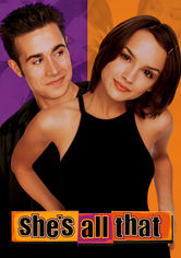 Rent She's All That on DVD