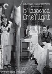 Rent It Happened One Night on DVD