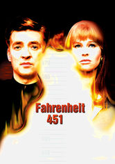 Rent Fahrenheit 451 on DVD