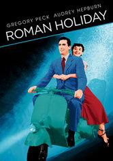 Rent Roman Holiday on DVD