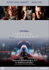 Rent A.I. Artificial Intelligence on DVD