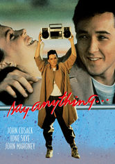 Rent Say Anything... on DVD