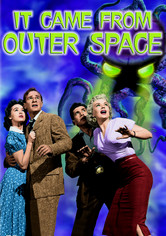 Rent It Came from Outer Space on DVD