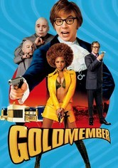 Rent Austin Powers in Goldmember on DVD