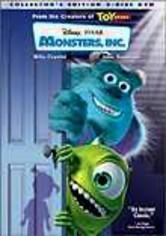 Monsters, Inc.: Bonus Material