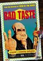 Rent Bad Taste on DVD