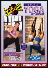 Rent Crunch: The Perfect Yoga Workout on DVD