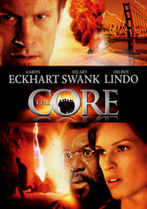 Rent The Core on DVD