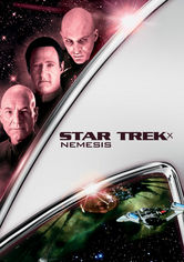 Rent Star Trek: Nemesis on DVD