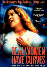 Rent Real Women Have Curves on DVD