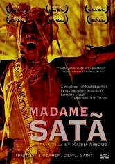 Rent Madame Sata on DVD