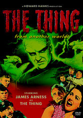 Rent The Thing from Another World on DVD