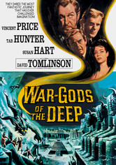 Rent War-Gods of the Deep on DVD