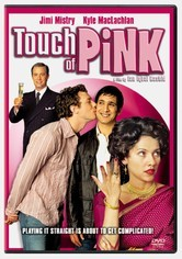 Rent Touch of Pink on DVD