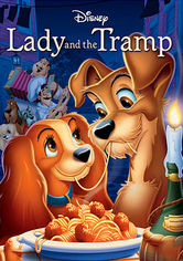 Rent Lady and the Tramp on DVD