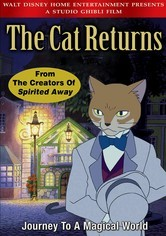 Rent The Cat Returns on DVD