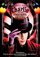 Rent Charlie and the Chocolate Factory on DVD