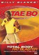 Rent Billy Blanks: Tae Bo: Total Fat Blaster on DVD