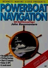 Rent Powerboat Navigation with John Rousmaniere on DVD