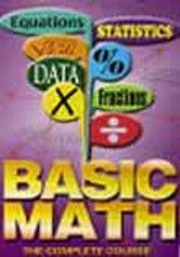 Rent Basic Math: Lesson 22: Number Theory on DVD