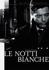 Rent Le Notti Bianche on DVD