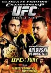 Rent UFC 55: Fury on DVD