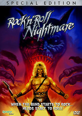 Rent Rock 'n' Roll Nightmare on DVD