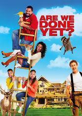 Rent Are We Done Yet? on DVD