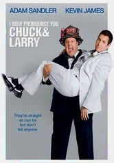 Rent I Now Pronounce You Chuck and Larry on DVD