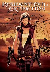 Rent Resident Evil: Extinction on DVD