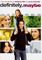 Rent Definitely, Maybe on DVD