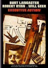 Rent Executive Action on DVD