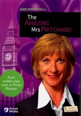 Rent The Amazing Mrs. Pritchard on DVD