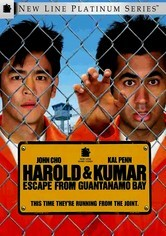 Rent Harold & Kumar Escape from Guantanamo Bay on DVD