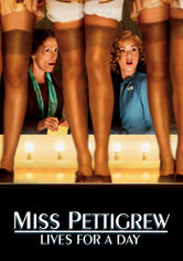 Rent Miss Pettigrew Lives for a Day on DVD