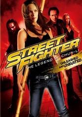 Rent Street Fighter: The Legend of Chun-Li on DVD