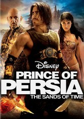 Rent Prince of Persia: The Sands of Time on DVD
