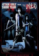 Rent Attack Girls' Swim Team vs. the Undead on DVD
