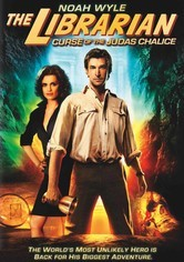 Rent The Librarian: Curse of the Judas Chalice on DVD