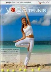 Rent Yoga for Great Tennis with Anastasia on DVD