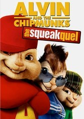 Rent Alvin and the Chipmunks: The Squeakquel on DVD