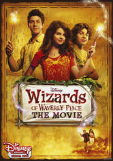 Rent Wizards of Waverly Place: The Movie on DVD