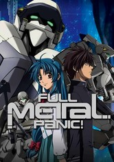 Rent Full Metal Panic! on DVD