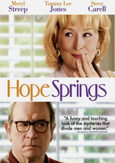 Rent Hope Springs on DVD