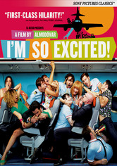 Rent I'm So Excited on DVD