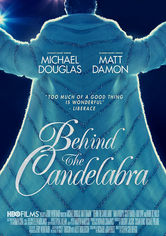 Rent Behind the Candelabra on DVD